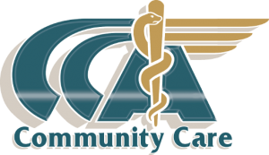 community care ambulance logo