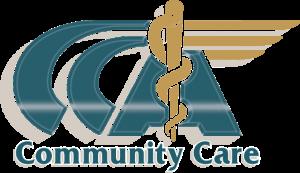 community care ambulance logo